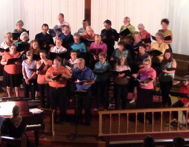 Rangeley Comm. Chorus Concert 2