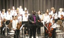 Flute Choir, Prep Strings, Junior Strings, Sinfonia Spring Concert