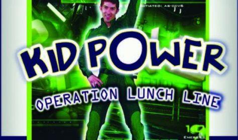 School Series: Kid Power: Operation Lunch Line 3D