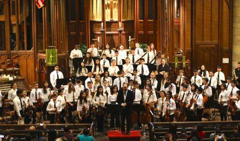 Junior Wind Ensemble, Philharmonia, Flute Forum