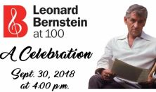 Leonard Bernstein at 100: A Celebration