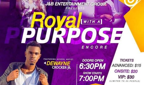 Royal With A Purpose