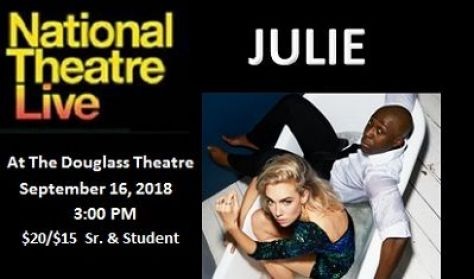 "National Theatre Live ""Julie"""