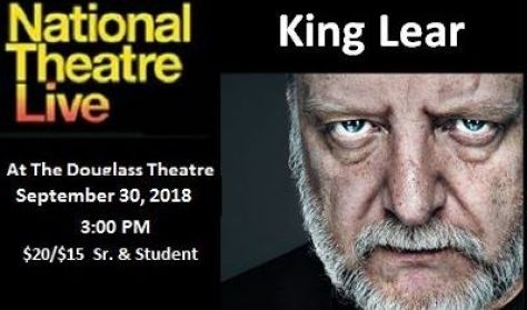 "National Theatre Live ""King Lear"""
