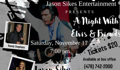 A Night With Elvis & Friends