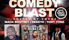 Smoke & Friends Comedy Blast