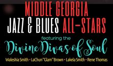 Middle Georgia Jazz&Blues All-Stars Concert