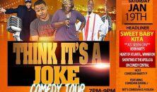 Think It's a Joke Comedy Tour