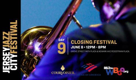 Jersey City Jazz Festival Day 9