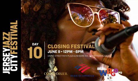 Jersey City Jazz Festival Day 10