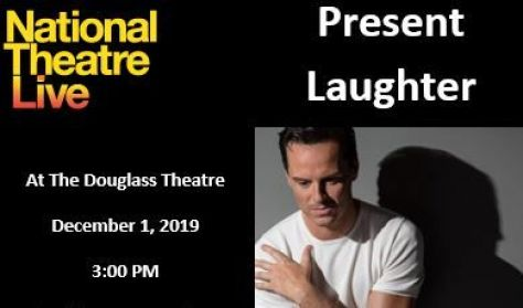 """National Theater Live's """"Present Laughter"""""""