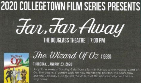 """College Town Film Series: """"The Wizard of Oz"""""""