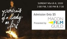 """Macon Film Guild at the Douglass Theatre """"Portrait of a Lady On Fire"""""""