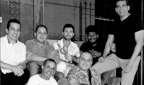 Itai Kriss &  The Cubana Special
