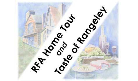 Home Tour and Taste of Rangeley