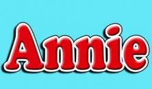 """Annie"" - Community Theater"