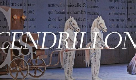 "MET Live in HD ""Cendrillon"""