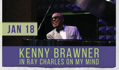 Kenny Brawner in Ray Charles on My Mind