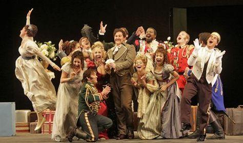 Santa Fe Opera Apprentices