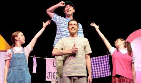 School Series: Jigsaw Jones & The Case Of The Class Clown