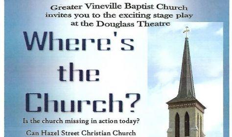 Where's the Church