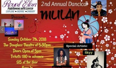 "2nd Annual Dancical ""Mulan"""