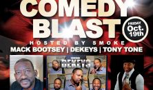 Smoke & Friends Comedy Blast