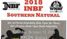 WNBF/INBF Southern Natural Day Pass