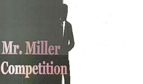 Mr. Miller Competition