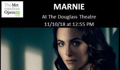 """MET Live in HD """"MARNIE"""""""