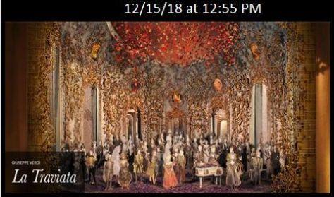 "MET Live in HD ""La Traviata"""