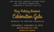 King Holiday Weekend Celebration Gala