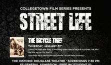 College Town Film Series: THE BICYCLE THIEF