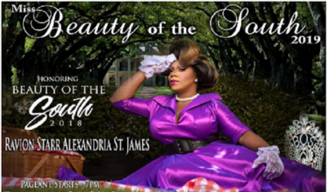 Miss Beauty of the South
