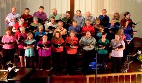 Rangeley Community Chorus Concert 1