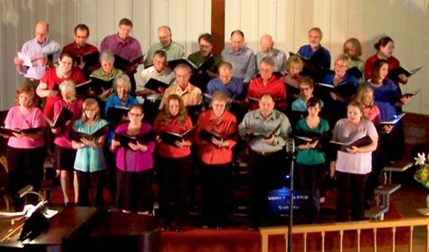 Rangeley Community Chorus Concert 2