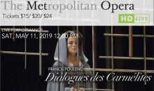 "The Met Opera: ""Dialogues des Carmelites"""
