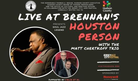 Houston Person and Matt Chetkoff Trio