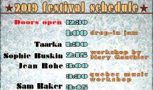 Hudson West Folk Festival