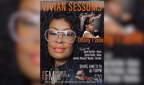 Vivian Sessoms with Special Guest