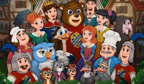 "MIFF: ""Bongee Bear and the Kingdom of Rythm"""