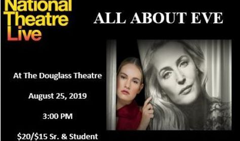 "National Theatre Live ""All About Eve"""