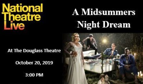 "National Theatre Live's ""A Midsummers Night Dream"""