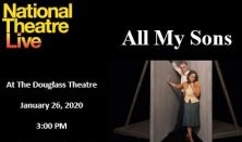 "National Theater Live's ""All My Sons"""
