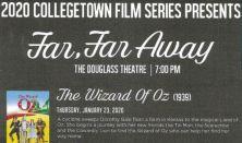 College Town Film Series: