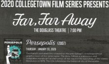 "College Town Film Series: ""Perespolis"""