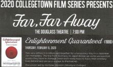 "College Town Film series: ""Enlightenment Guaranteed """