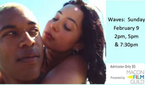 "Macon Film Guild Presents: ""Waves"""