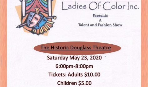 Ladies of Color Inc. Presents...A Talent & Fashion Show