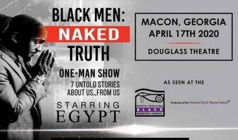 Black Men: Naked Truth One-man Show